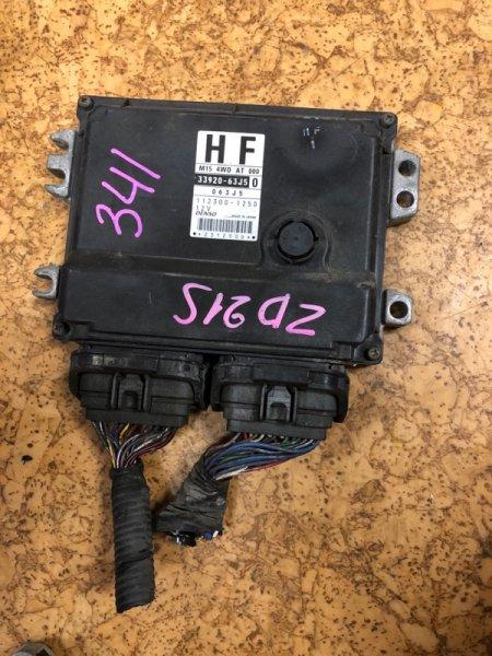 Блок управления efi Suzuki Swift ZD21S