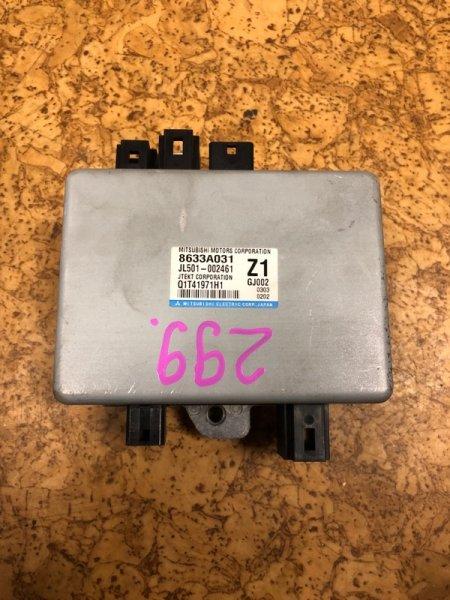 Электронный блок Mitsubishi Rvr GA3W 4B10 2011