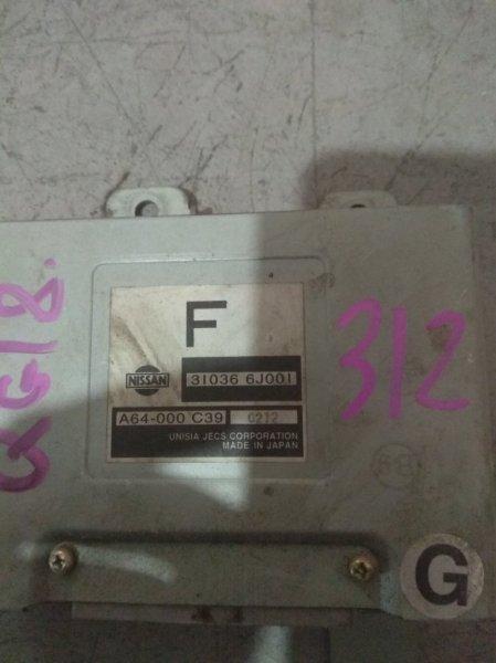 Электронный блок Nissan Bluebird QU14 QG18