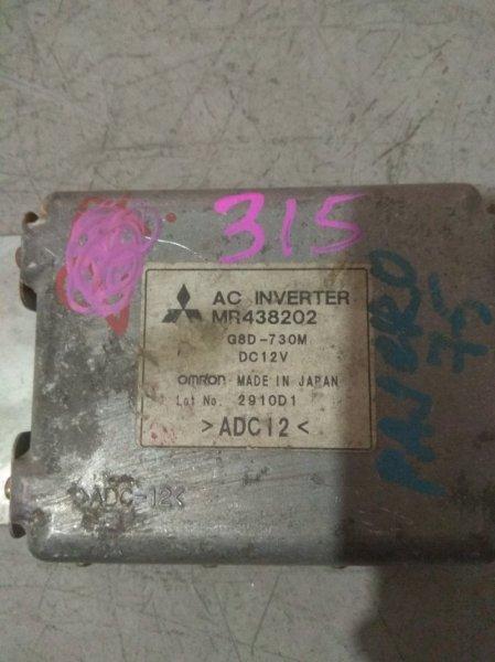 Электронный блок Mitsubishi Pajero V75W