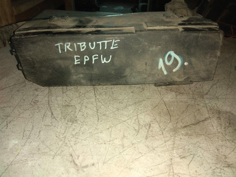 Блок предохранителей Mazda Tribute EPFW AJ