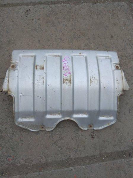 Защита двигателя Mitsubishi Pajero Mini H56A