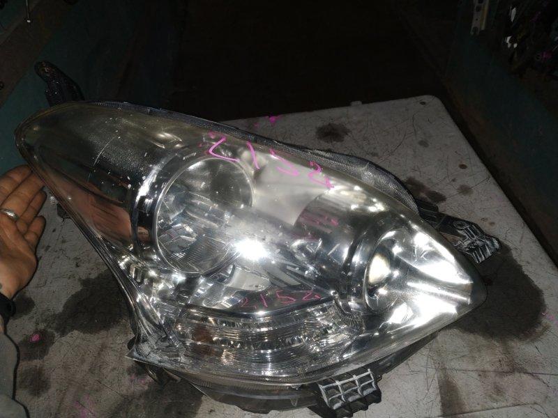 Фара Toyota Ractis NCP100 правая