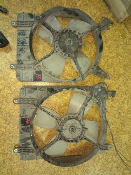 Диффузор радиатора Honda Legend KA7.KA8 C32A левый