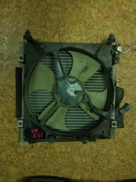 Радиатор кондиционера Honda Civic EK3 D15B