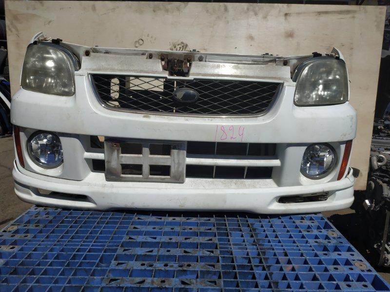 Nose cut Subaru Pleo RA1