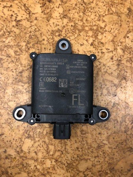Модуль мониторинга слепых зон Subaru Impreza GK