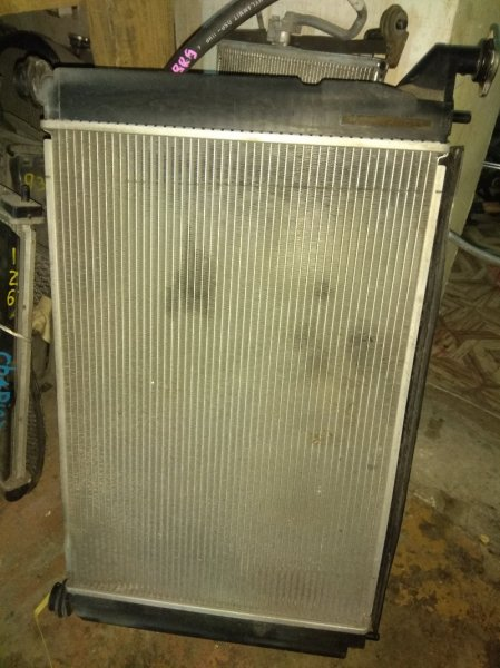 Радиатор основной Mazda Demio DE3AS ZJ