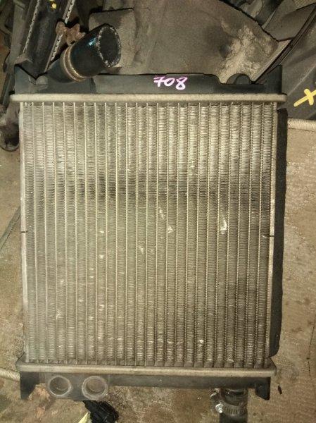 Радиатор основной Nissan Caravan AWME25 ZD30
