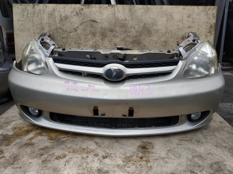 Nose cut Toyota Platz NCP16 2NZ-FE