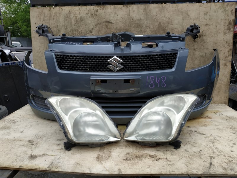 Nose cut Suzuki Swift ZC31S M13A