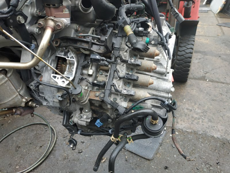 Акпп Honda Legend KB2 J37A