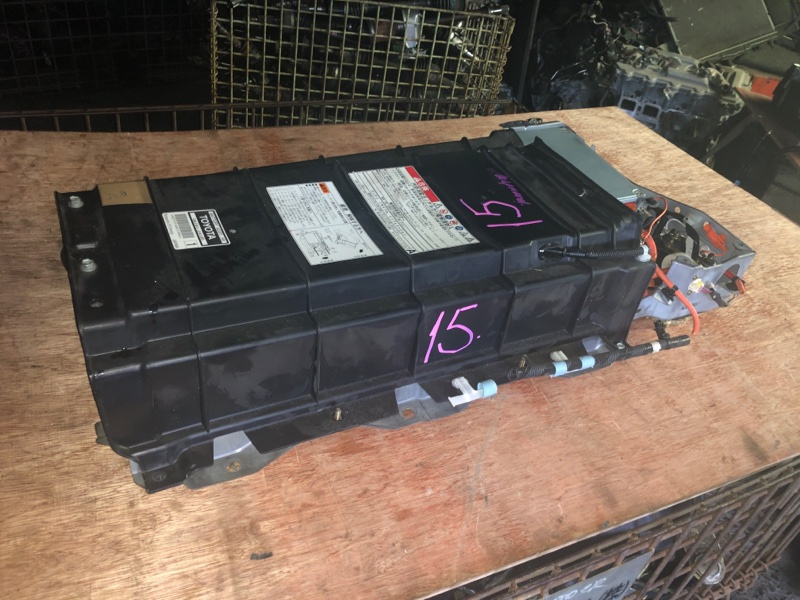 Батарея гибридной установки Toyota Estima Hybrid AHR10 2AZ-FXE