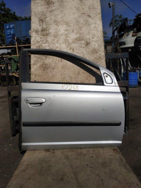 Дверь Toyota Platz NCP12 передняя правая