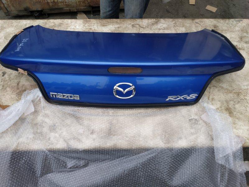 Крышка багажника Mazda Rx-8 SE3P