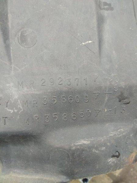 Защита двигателя Mitsubishi Rvr N71W левая