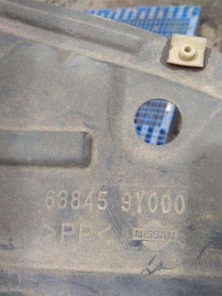 Подкрылок Nissan Teana J31 передний левый