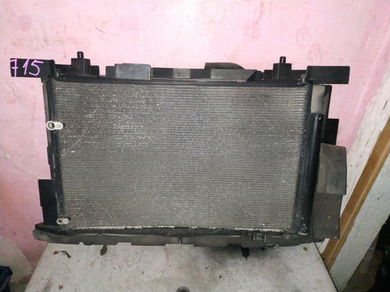 Радиатор основной Toyota Mark X Zio ANA10 2AZ-FE