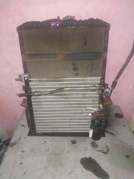 Радиатор основной Isuzu Elf 4HF1
