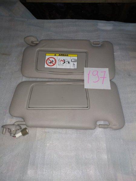 Козырек Honda Vezel RU1