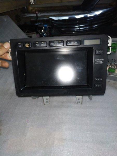 Монитор Toyota Crown GS151