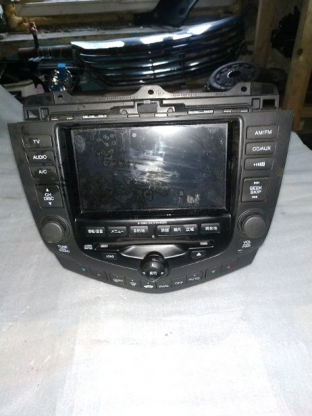 Монитор Honda Accord CL7