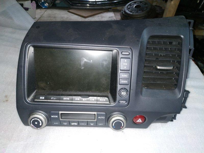 Монитор Honda Civic FD3