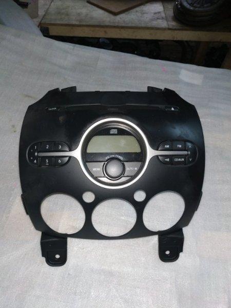 Магнитофон Mazda Demio DE3FS