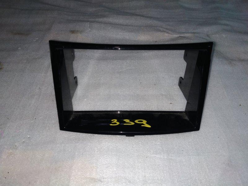 Консоль магнитофона Subaru Legacy BR9