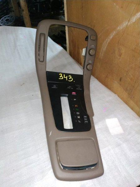 Консоль магнитофона Toyota Soarer JZZ30