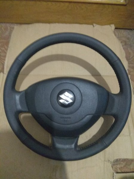 Руль с airbag Suzuki Wagon R MH22S