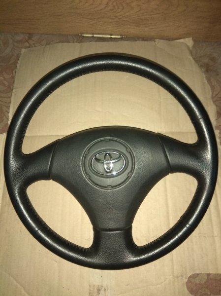 Руль с airbag Toyota Voxy AZR60