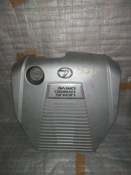 Пластиковая крышка на двс Lexus Gs450H GWS191 2GR-FSE