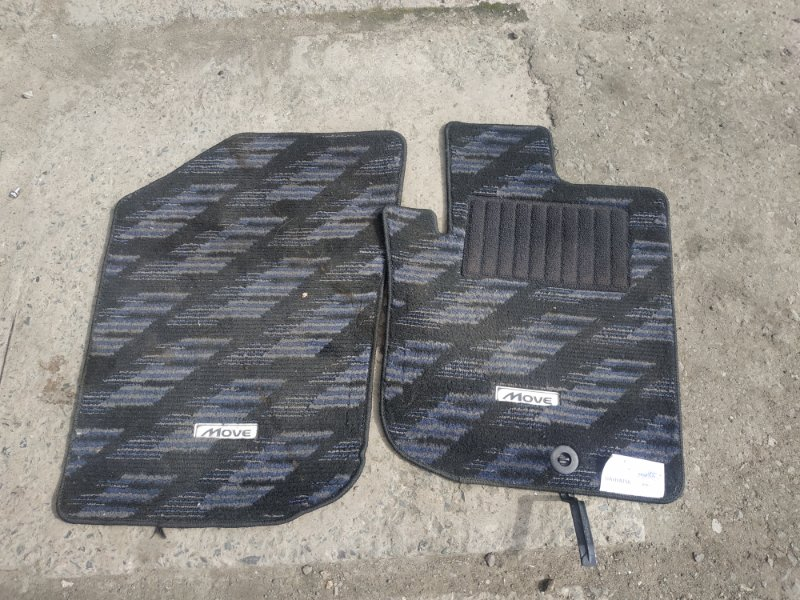 Коврики комплект Daihatsu Move L150S передние