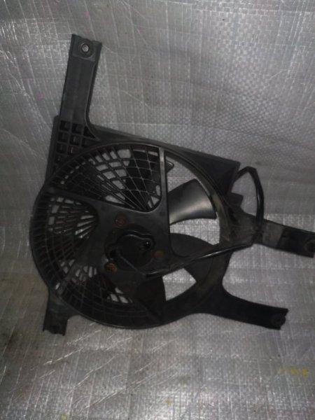 Диффузор радиатора Mitsubishi Pajero Mini H56A 4A30T