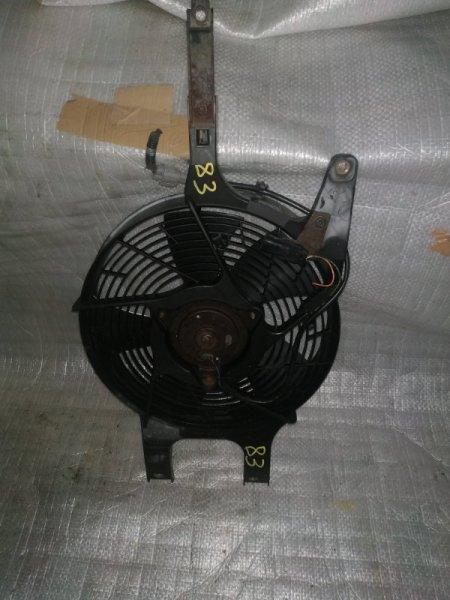 Диффузор радиатора Nissan Elgrand ALWE50 VG33