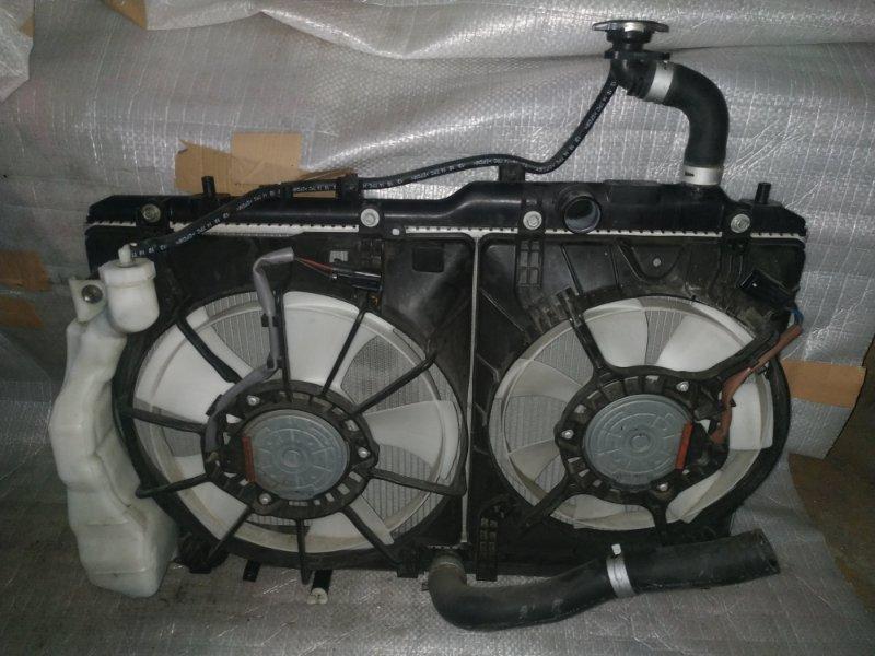 Радиатор основной Honda Vezel RU3 LEB