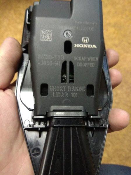 Радар-детектор Honda Vezel RU1