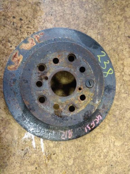 Тормозной диск Toyota Celsior UCF31 задний