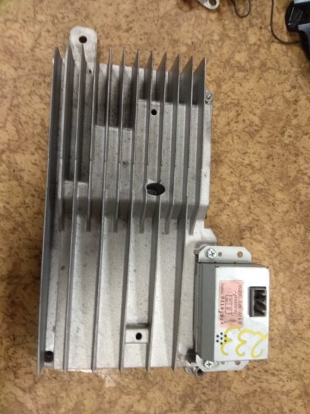 Усилитель звука Honda Legend KB2