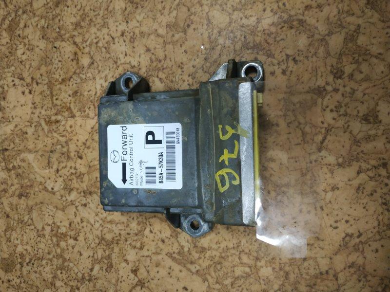 Блок airbag Mazda Axela BM2FS