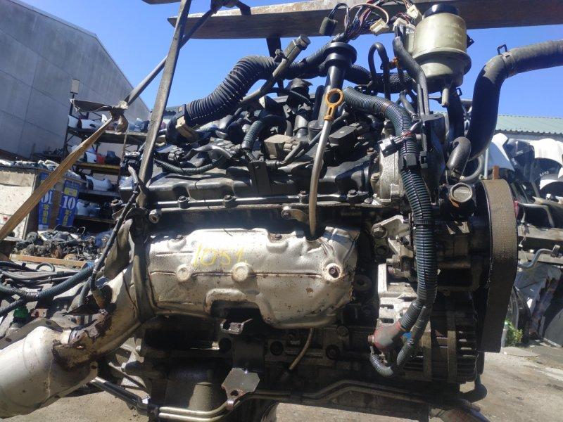 Двигатель Infiniti Qx56 JA60 VK56 2004