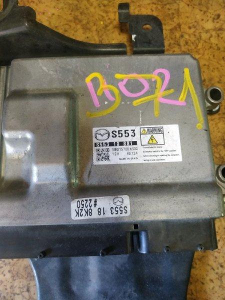 Блок управления efi Mazda Demio DJ5FS S5