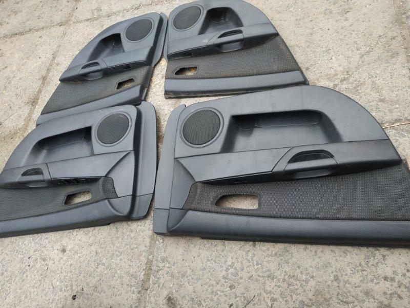 Обшивка дверей Mazda Axela BK
