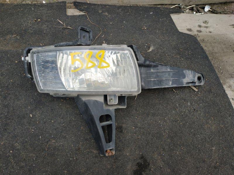 Туманка Toyota Estima ACR50 передняя правая