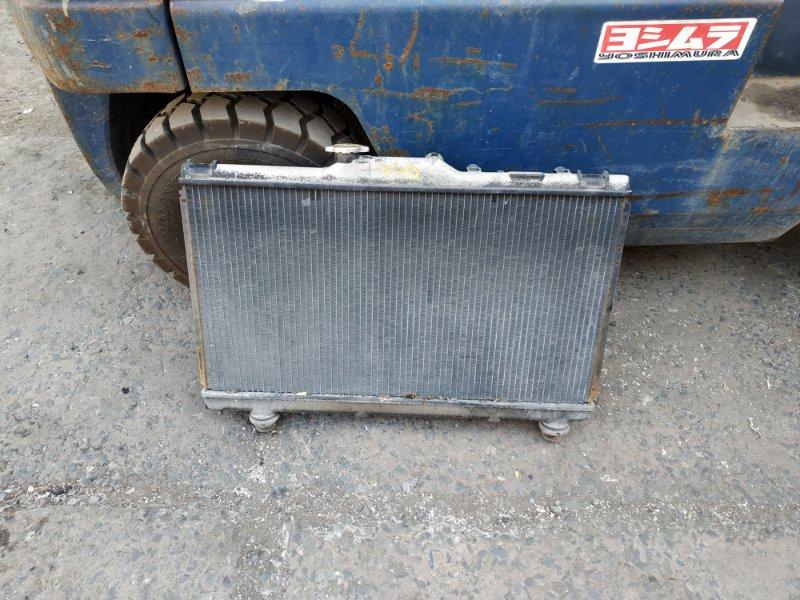 Радиатор основной Toyota Trueno AE110