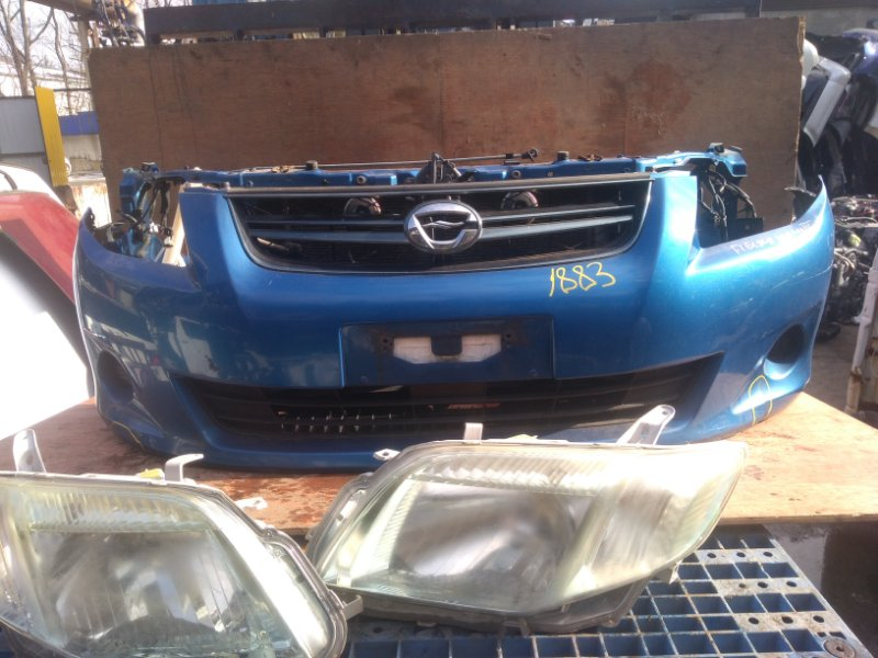 Nose cut Toyota Fielder NZE144 1NZ