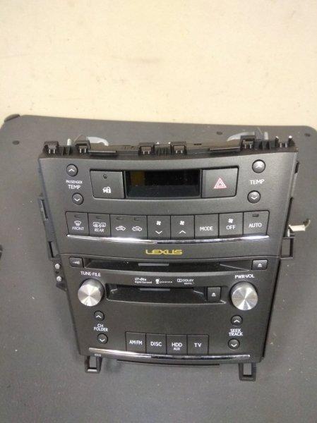 Магнитофон Lexus Hs250H ANF10