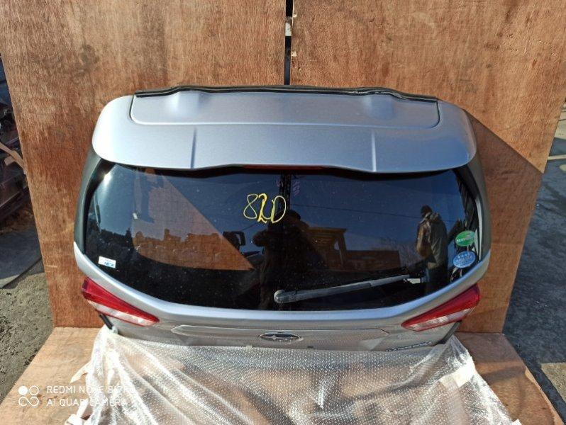 Дверь задняя Subaru Impreza GT2