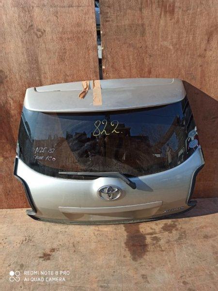 Дверь задняя Toyota Auris NZE151